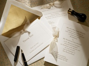 Wedding Invite Theme